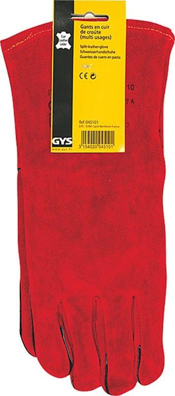 Svářečské rukavice GYS 045101 bf9e295cc6