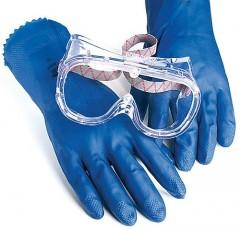 Ochranné rukavice pro servis klimatizací Waeco e322501807