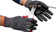 Ochranné rukavice pletené   polyuretanové VBSA G-POLY e2bdbe740d